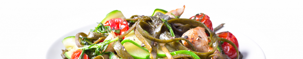 Seaweed is healthy for you and the planet
